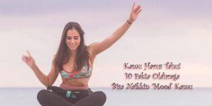 Kamu Harus Tahu! 10 Fakta Olahraga Bisa Naikkin 'Mood' Kamu