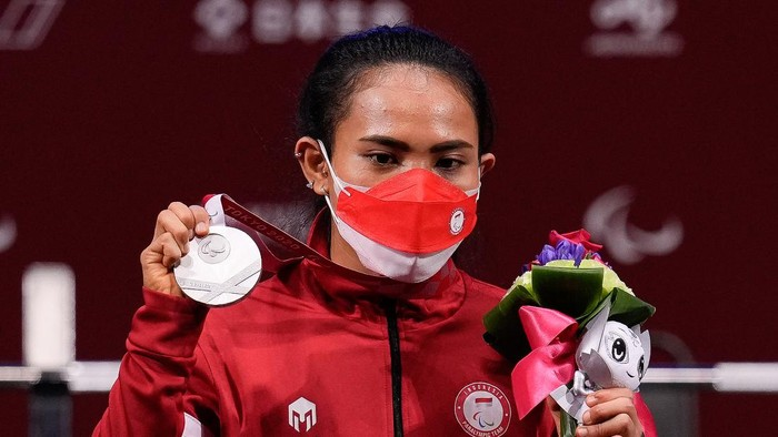 Harapan Ni Nengah Widiasih Usai dapat Perak Paralimpiade Tokyo 2020