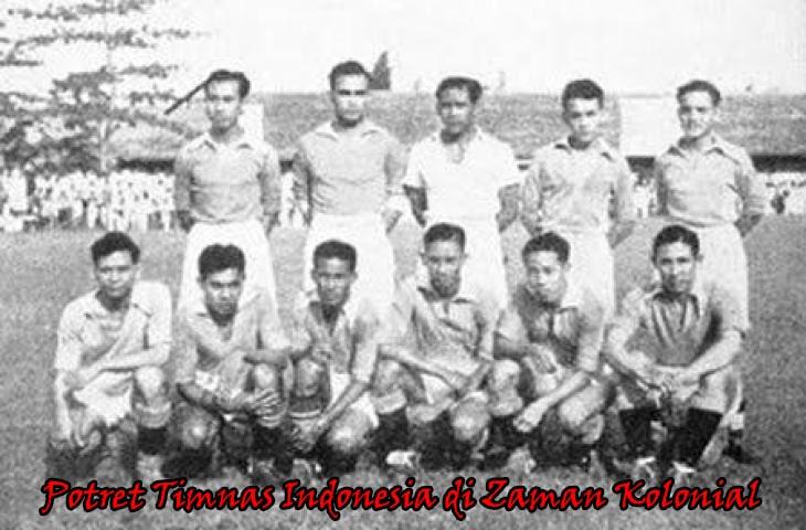 Sejarah Olahraga Sepak Bola Indonesia yang Haru Kamu Tahu